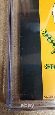 Albedo #2 Cgc 6.5 White Pages 1st App Usagi Yojimbo Major Key 1984