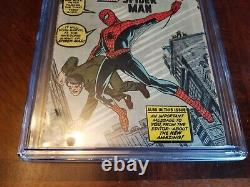 Amazing Fantasy #15 CGC 3.5 1st Spider-Man Off-White Pages