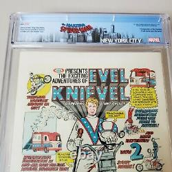 Amazing Spider-Man 129 9.0 White Pages! First Punisher