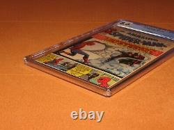 Amazing Spider-Man #13 CGC 8.0 + WHITE pages! 1st MYSTERIO! 12 pix Fully INSURED