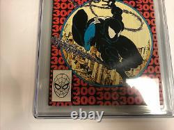 Amazing Spider-Man (1988) # 300 (CGC 9.8 White Pages) 1st Full Venom App Eddie