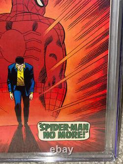 Amazing Spider-Man #50 NM 9.4 1967 WHITE pages! 1st Kingpin Daredevil L10 clean
