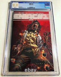 CGC 9.9 ENIAC #1 1st Print Bad Idea White Pages In Hand not 9.8
