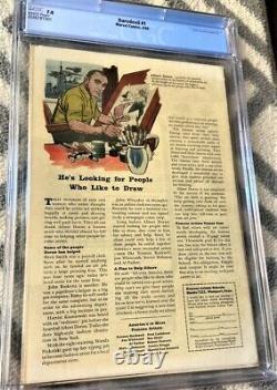 Daredevil #1 Cgc 7.0 White Pages 1st App Key Grail 1964 Original Comic Book