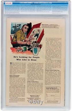 Daredevil #2 CGC 8.0 Marvel 1964 White Pages! Netflix! Electro! H3 916 1 cm