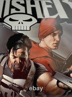 Eminem Marvel Punisher XXL Comic Book 9.8 CBCS cgc White Pages Kill You MINT