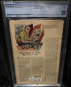 Fantastic Four #1 CBCS 1.0 CGC IT! Marvel 1961 (O/ White Pages, 1st app.)