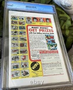 GIANT SIZE X-MEN #1 CGC 8.5 Bronze Age KEY 1975 Comic Book GSX 1 WHITE PAGES