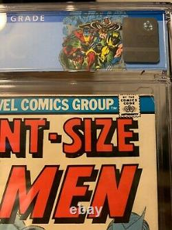 Giant Size X-Men 1 1975 CGC 4.0 Universal WHITE PAGES Custom Label
