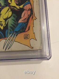 Giant Size X-men #1 Cgc 5.5 1975 Cream To Off-white Pages 1st App Of New X-men