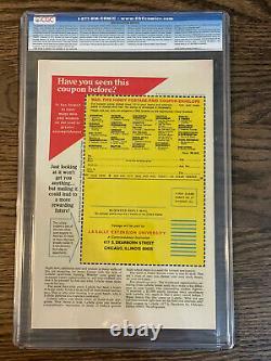 Hulk #181 CGC 9.6 White Pages 1974 1st Wolverine