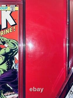 Incredible hulk 181 340 Amazing Spiderman 238 361 CGC 9.8 White Pages