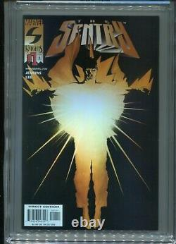 Sentry #1 (1st appearance) CGC 9.8 White Pages