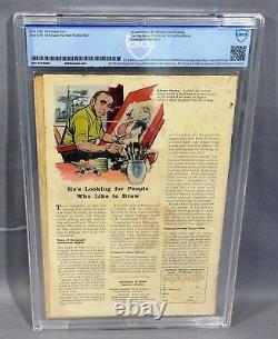 THE FANTASTIC FOUR #1 (White Pages, 1st app.) CBCS 3.0 Marvel 1961 Stan Lee cgc