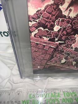 Teenage mutant ninja turtles 1 3rd print cgc 5.5 Tmnt White Pages