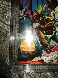 WEREWOLF BY NIGHT 32 CGC 9.6 1ST APP MOON KNIGHT Major Key book White Pages