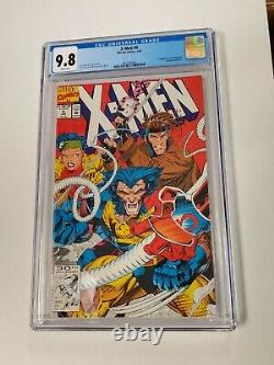 X-MEN #4 CGC 9.8 1st Appearance Omega Red. Marvel 1992 White Pages